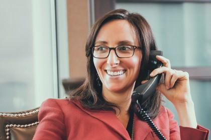 Attorney Erin Gertenzang