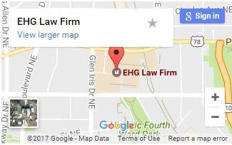EHG Law Firm in Atlanta, GA