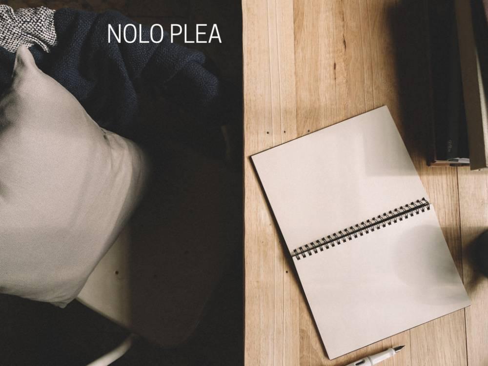 NOLO Plea.001