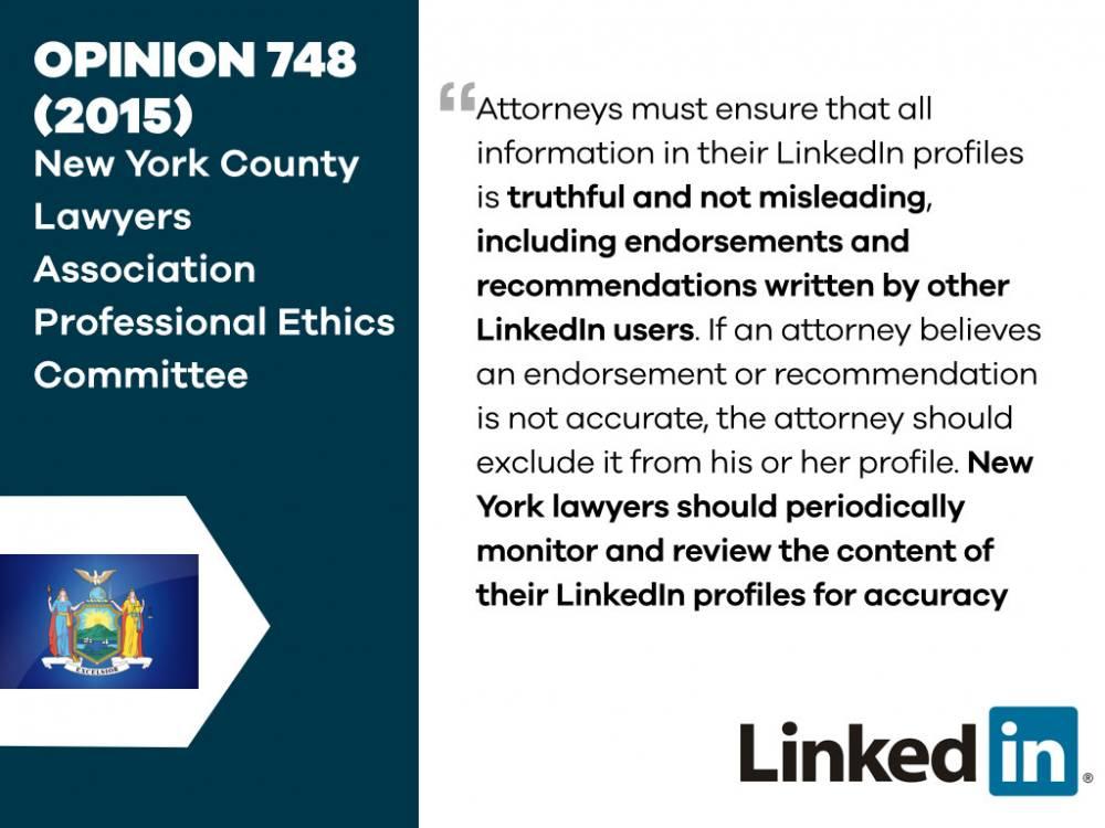 New York Attorneys Linkedin